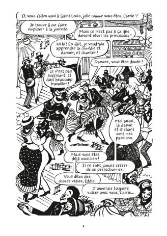 Joséphine Baker_chronique littéraire2