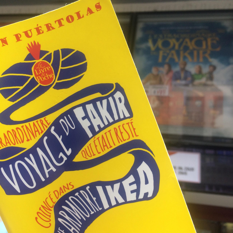 Coincé Qui Une Du Resté Dans Était L'extraordinaire Voyage Fakir WxBQrCdoe