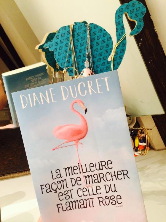 Diane _chronique_la meilleure_facon_de_marcher_est_celle_du_flamant_rose