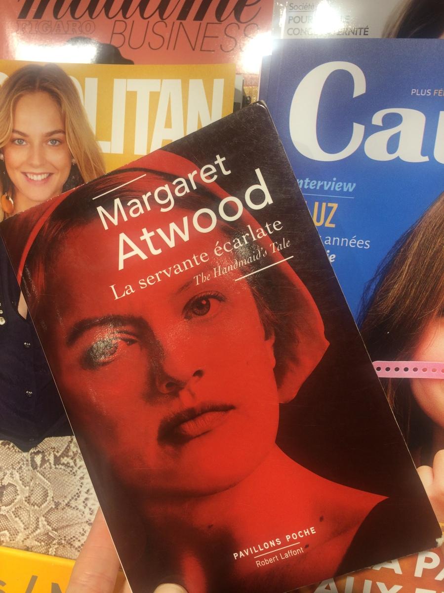 La servante écarlate, Margaret Atwood