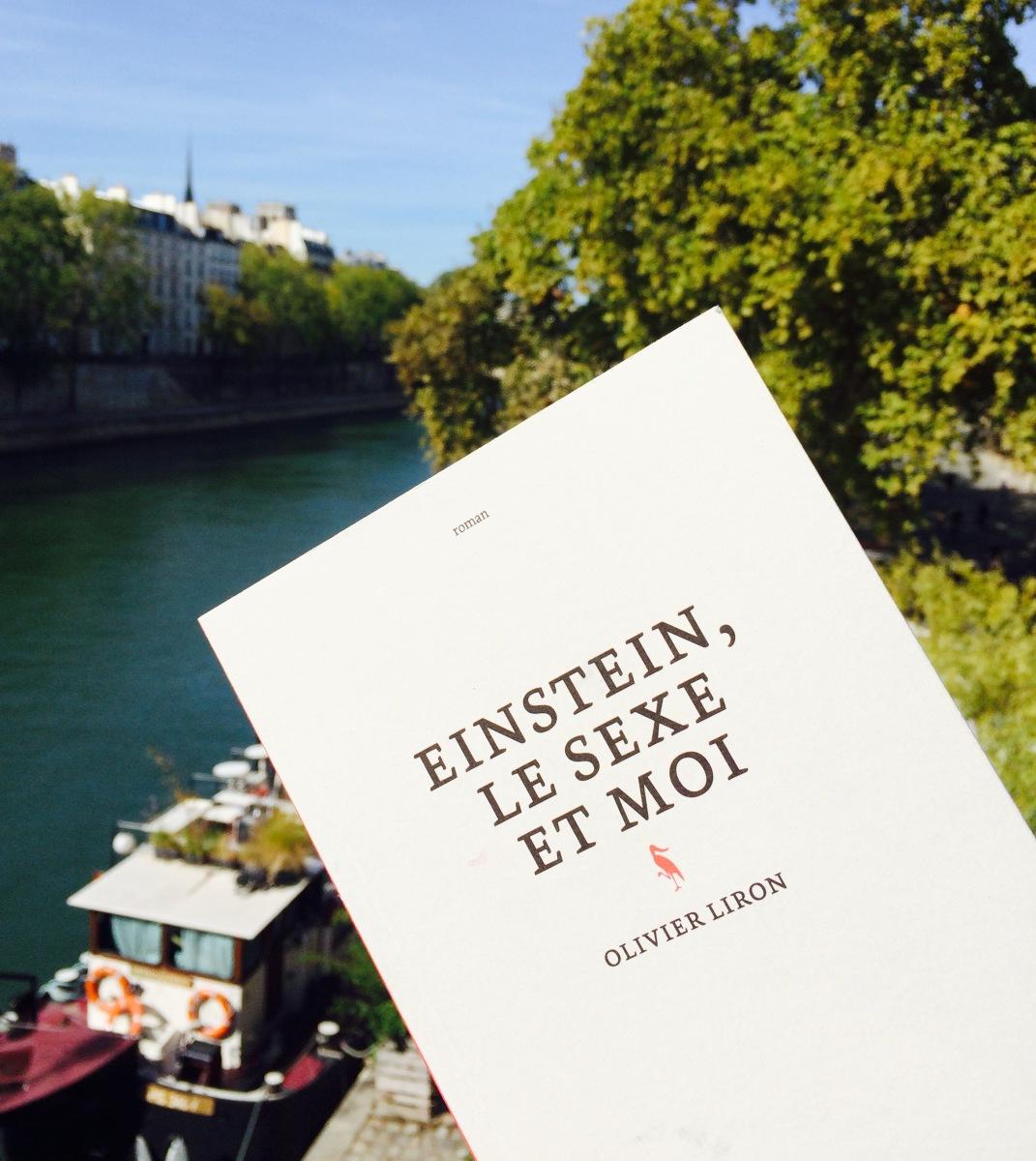 Einstein, le sexe et moi, Olivier Liron